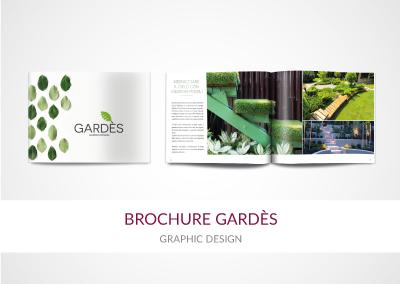 BROCHURE GARDÈS