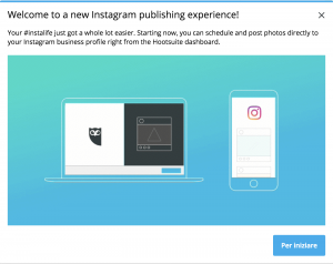 Programmare i post Instagram: la gioia delle aziende e dei social media manager