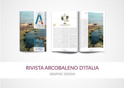 RIVISTA ARCOBALENO D'ITALIA