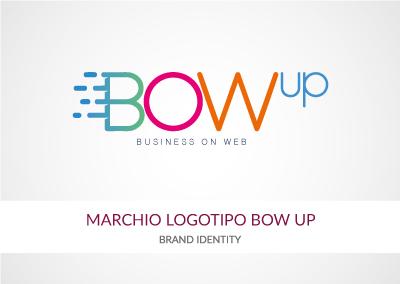 MARCHIO LOGOTIPO BOW UP
