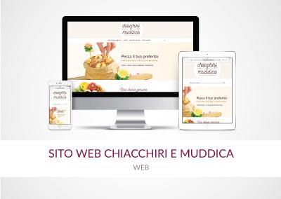 SITO WEB CHIACCHIRI E MUDDICA