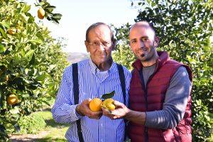 Il successo dell'e-commerce Fior d'Arancia - Foto Altieri