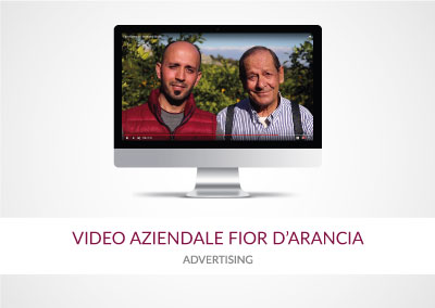 VIDEO AZIENDALE FIOR D'ARANCIA