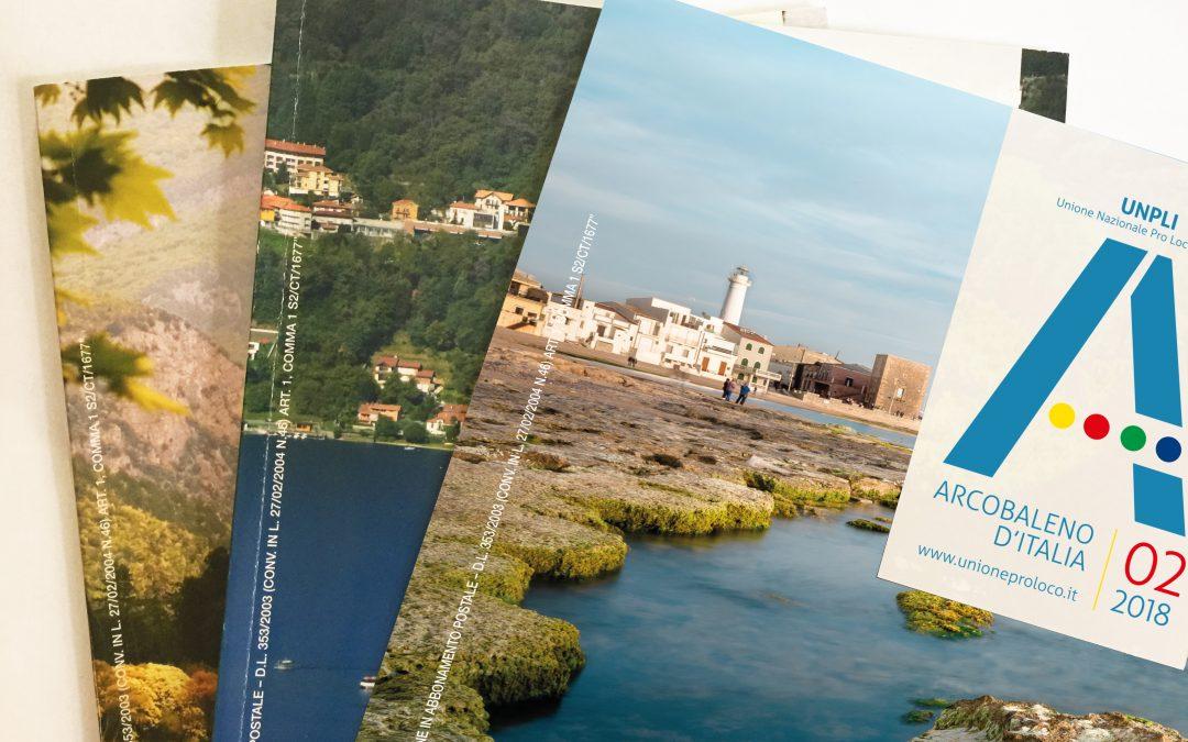 Arcobaleno d'Italia, 15.000 copie e tutti i colori del nostro Paese