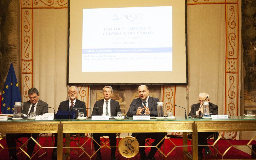 Convegno al Senato sulle Pro Loco d'Italia: il futuro dei custodi di cultura e tradizioni